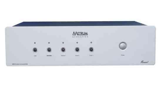 Metrum Acoustics Menuet DAC