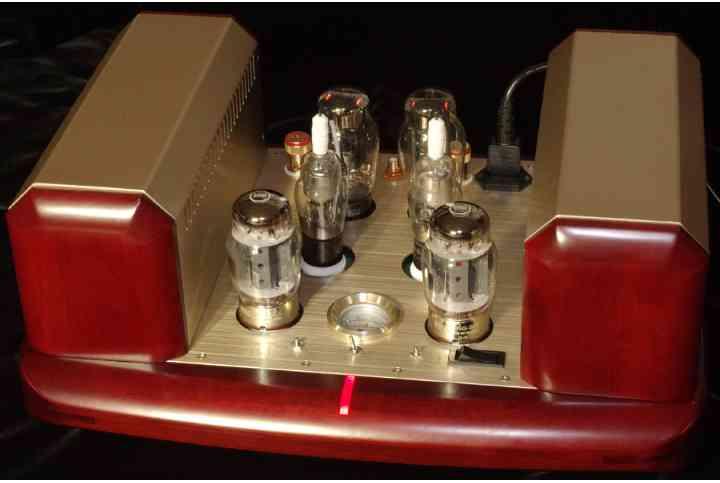 Yamamoto A-03S Power Amplifier