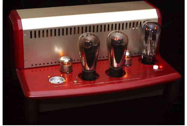 Yamamoto A-08S baloon Power Amplifier